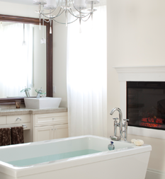 Are you willing to renovate your bathroom with modern designs?