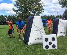 Do you want to know why the archery tag is coolest?
