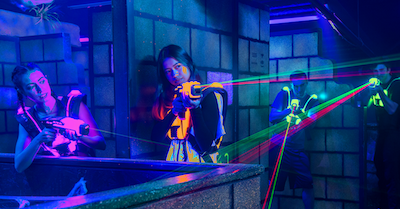 Shooting Sport Infrared Rays – Laser Tag